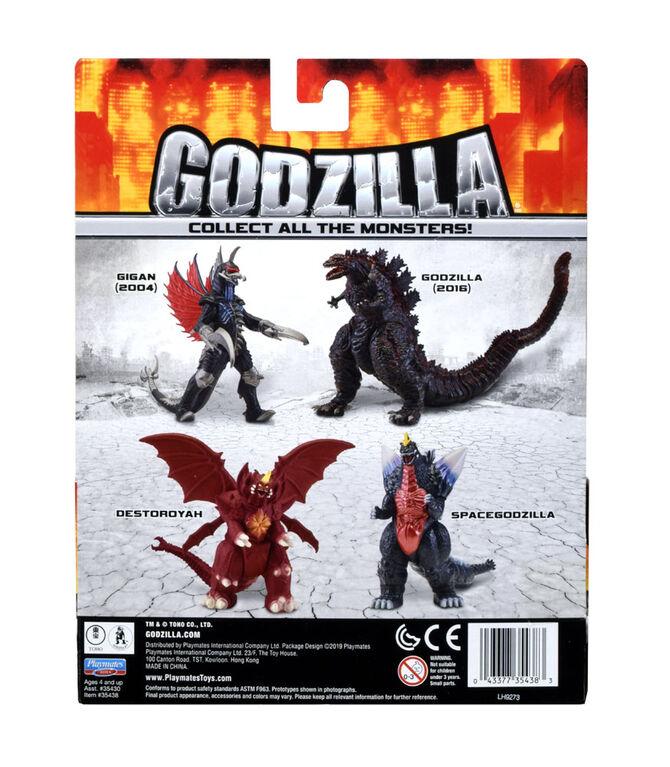 Monsterverse: Toho Classic 6.5'' Space Godzilla