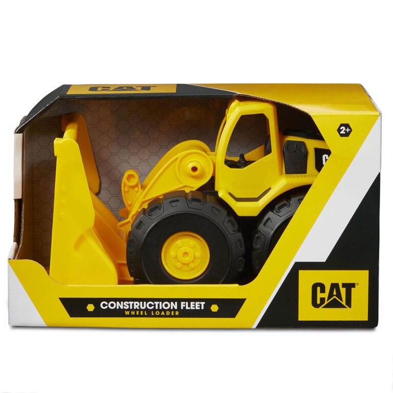 Cat Construction Fleet