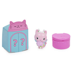 DreamWorks Gabby's Dollhouse, Friendship Pack with Kitty Fairy, Surprise Figure and Accessory