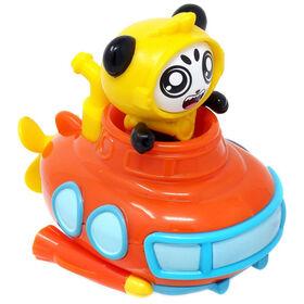 Ryan's World 35 Ryan's Racer - Combo Panda's Submarine