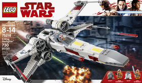 LEGO Star Wars TM X-Wing Starfighter 75218