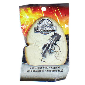 Jurassic World - Figurines de Mini dinosaures - Les styles peuvent varier.