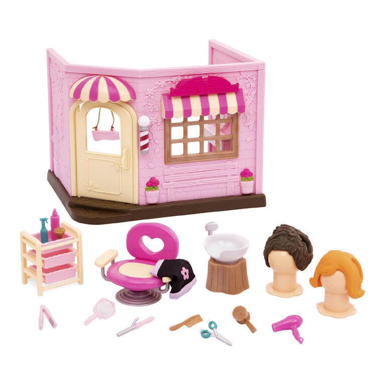 Li'l Woodzeez, Baabaa Spa & Hair Salon with Accessories - styles may vary