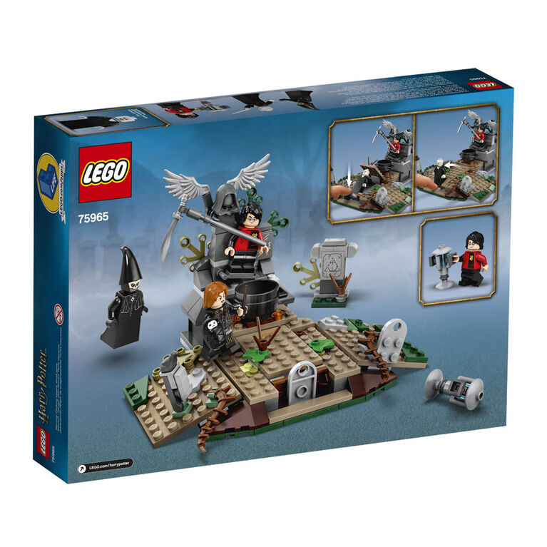 LEGO Harry Potter The Rise of Voldemort 75965