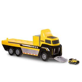 Camion transporteur d'automobiles Tonka Tinys.