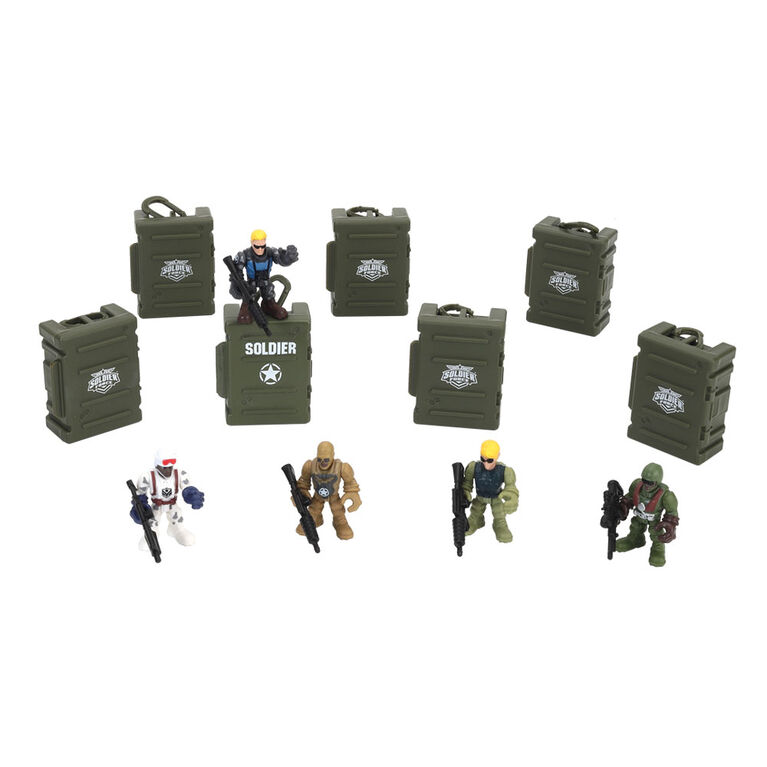 Soldier Force Tiny Hero Pocket - R Exclusive