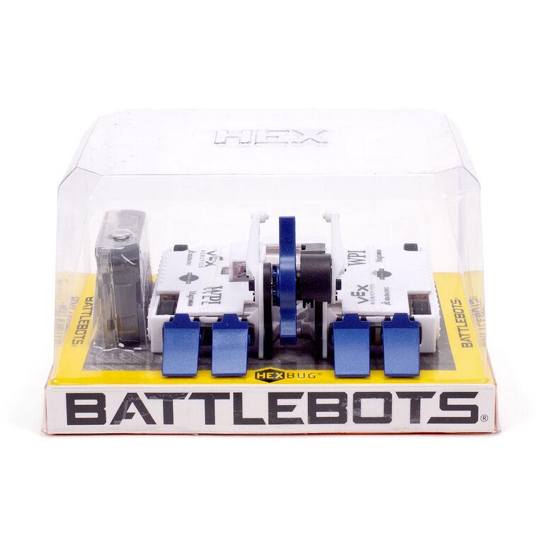 HEXBUG, Combat à télécommande BattleBots 3.0 Asmt - Bite Force