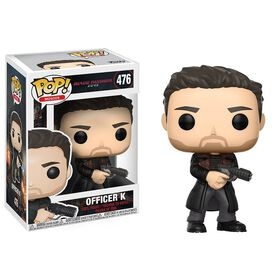 Figurine en vinyle Officer K de Blade Runner 2049 par Funko POP!.