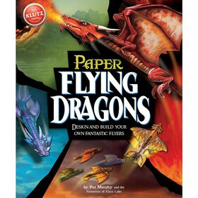 Klutz - Paper Flying Dragons - Édition anglaise