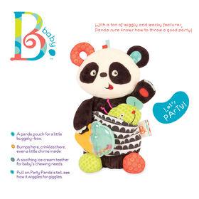 Party Panda Stuffed Animal