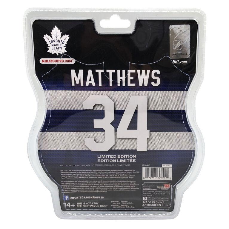 "Auston Matthews Toronto Maple Leafs - 6"" NHL Figure"
