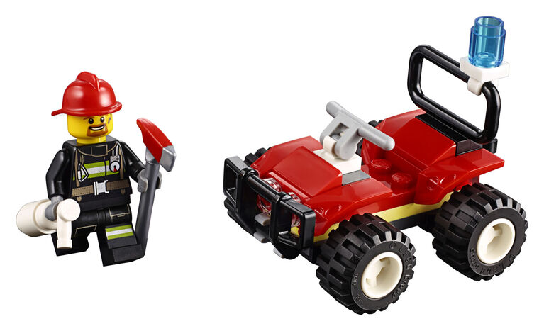 LEGO City Fire ATV 30361