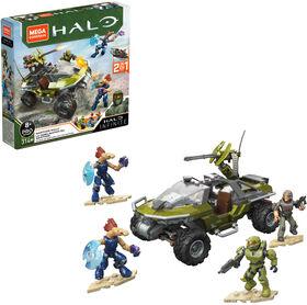Mega Construx Halo - La mobilisation du Warthog