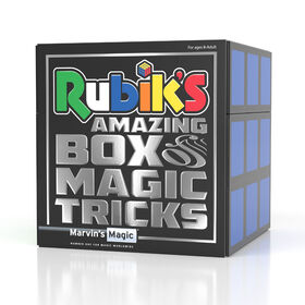 Rubik's Cube Box Of Magic Tricks