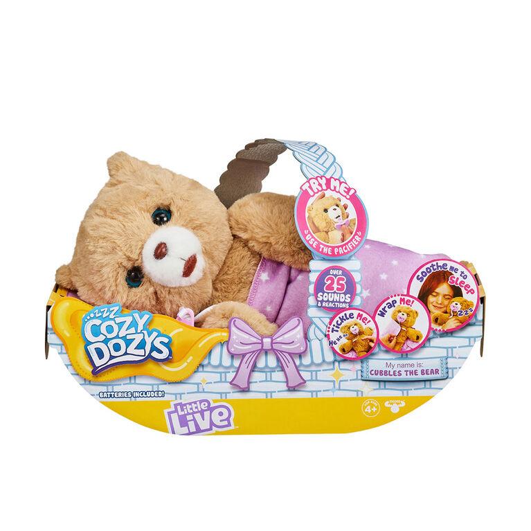 Little Live Pets - Cozy Dozy - Cubbles