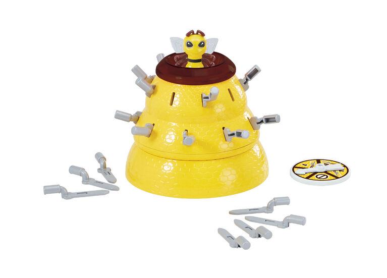 Honeybee Buzz Game