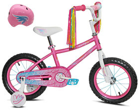 Avigo Angel with Helmet - 14 inch Bike