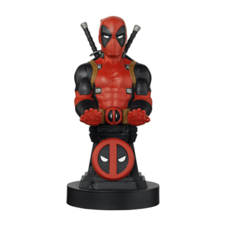 Marvel Deadpool Cable Guy Phone And Controller Holder - English Edition