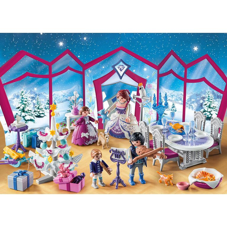 Playmobil - Christmas Ball in the Crystal Salon Advent Calendar