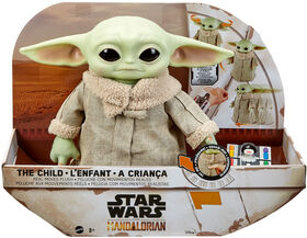 Star Wars - Peluche L'Enfant, 27,94 cm (11 po), de «The Mandalorian»
