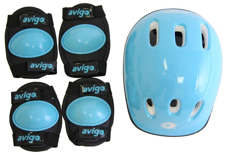 Avigo - Bike Helmet and Pad Set - Toddler