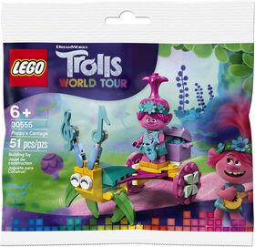 LEGO Trolls Poppy et son char 30555