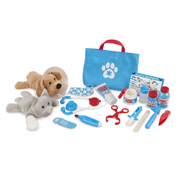 Ensemble de jeu Examiner et traiter Pet Vet Play - Édition anglaise