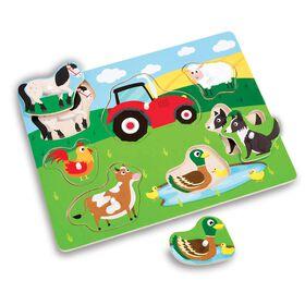 Woodlets - Lifting Puzzle Farm