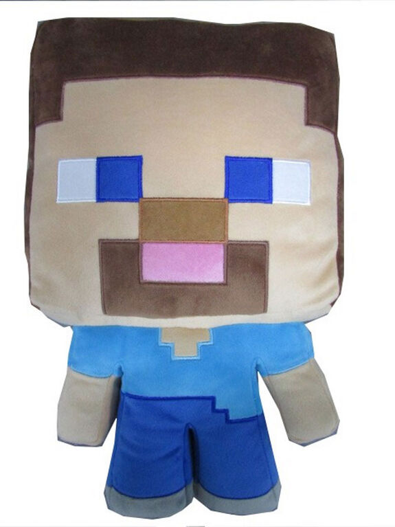 Oreiller Minecraft Steve