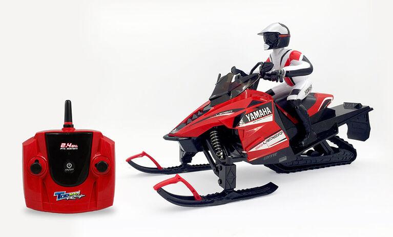 1:6 RC Yamaha Snowmobile