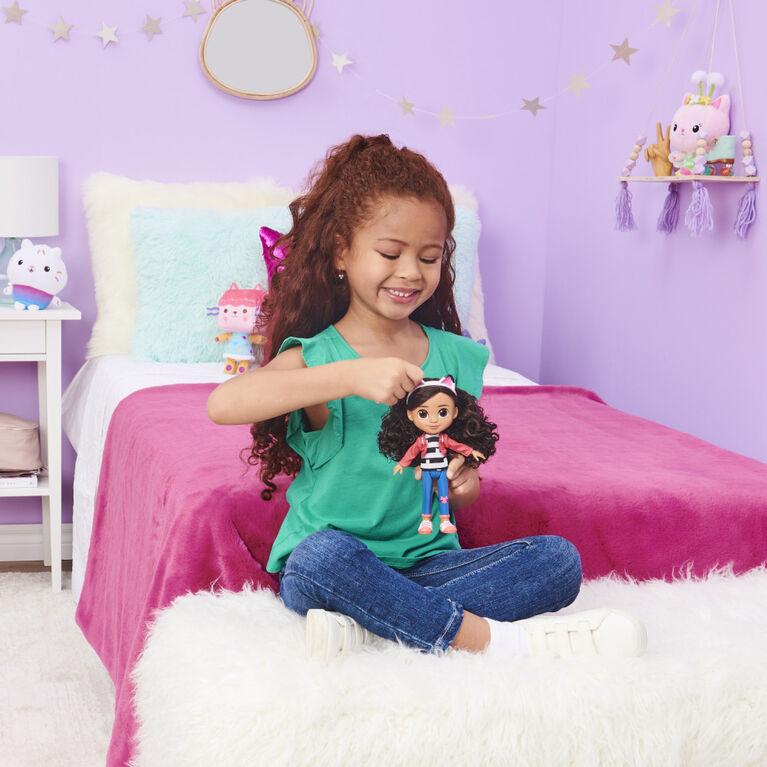 DreamWorks, Gabby's Dollhouse, Poupée Gabby Girl de 20,3 cm