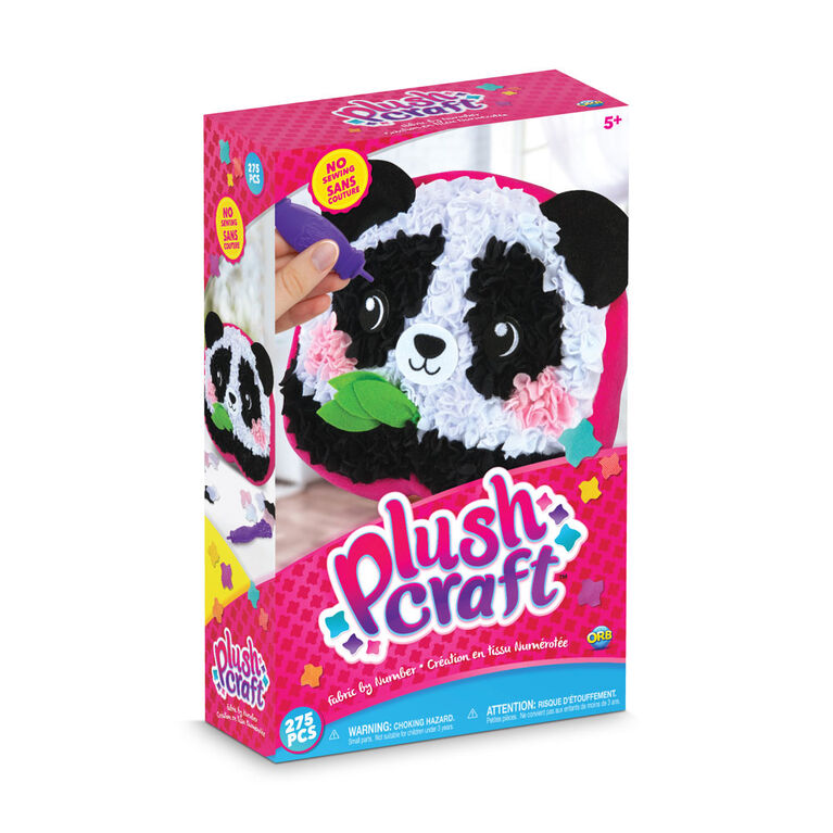 Plushcraft Panda Oreiller.
