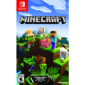 Nintendo Switch - Minecraft