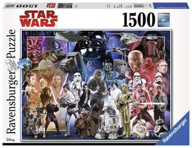 Ravensburger: Star Wars Universe casse-tête 1500 pc