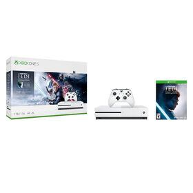 Xbox One S 1TB Hardware - Jedi Fallen Order Deluxe Edition