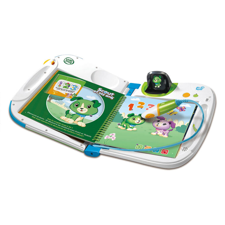 LeapFrog LeapStart 3D Learning System - Green - French Edition