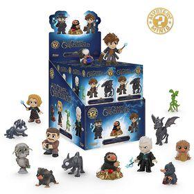 Figurines miniatures Mystery Minis Fantastic Beasts 2 de Funko  - 1 personnage mystère aléatoire dans un paquet aveugle.