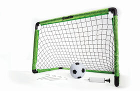 "Franklin Sports 36"" Soccer Goal with Ball and Pump"