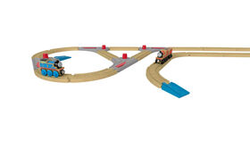 Fisher-Price Thomas & Friends Wood Expansion Track Pack