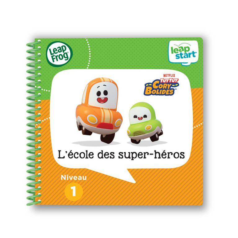 LeapFrog LeapStart Go! Go! Cory Carson Cory Carson Superhero School - French Edition
