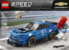 LEGO Speed Champions La voiture de course Cheverolet Camaro ZL1 75891