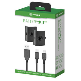 Xbox One snakebyte Battery:Kit Black