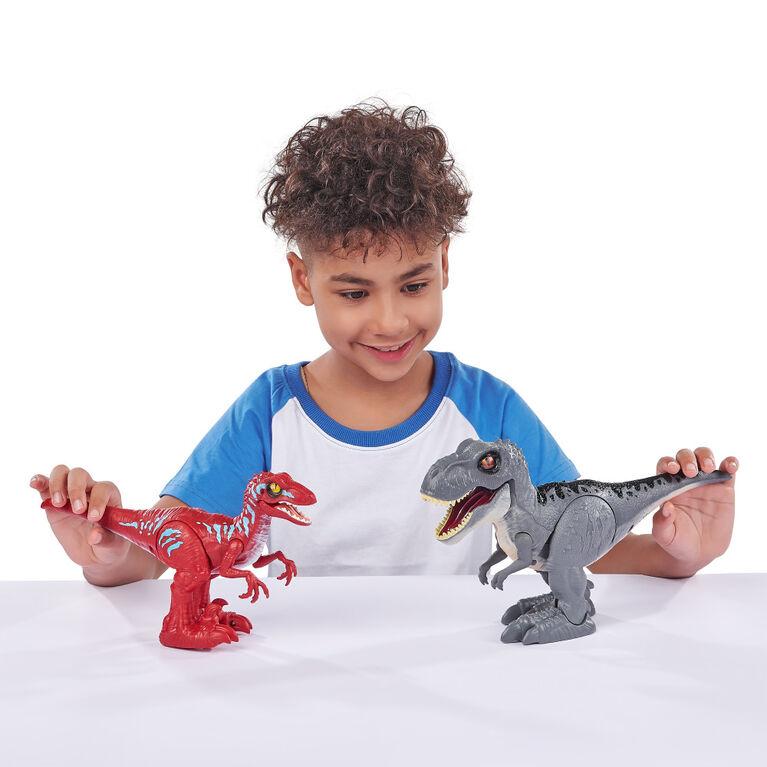 Dinosaure RampagingRaptor RoboAlive