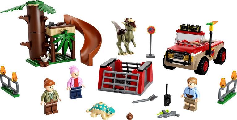 LEGO Jurassic World L'évasion du dinosaure Stygimoloch 76939
