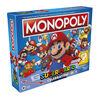 Monopoly Super Mario Celebration Edition Board Game for Super Mario Fans, With Video Game Sound Effects