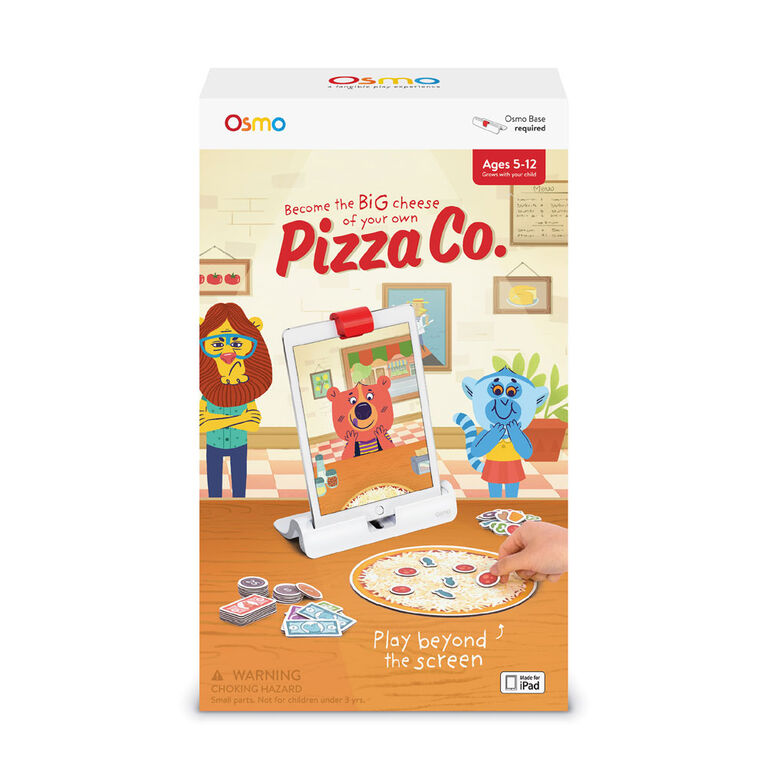 OSMO Pizza CO Expansion Pack