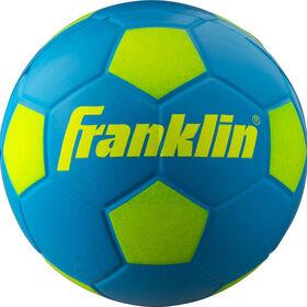 """6.5"""" Pro Brite Foam Soccer Ball - Blue"""
