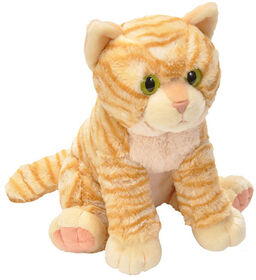 Wild Republic Pet Shop Cuddlekin Tabby Cat