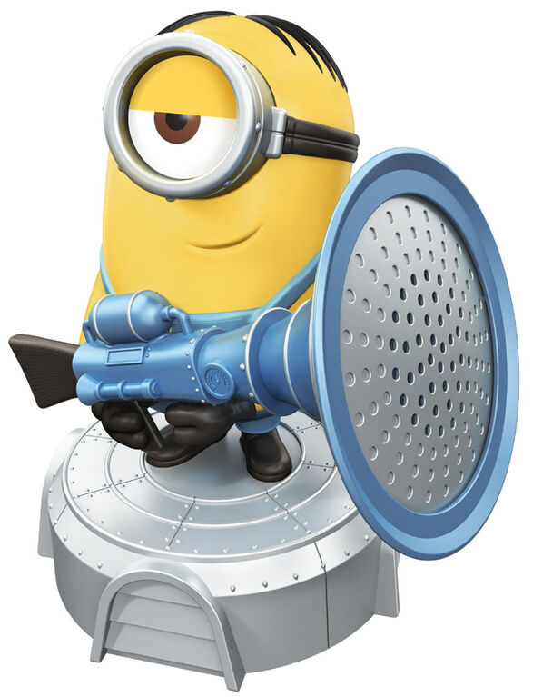 Illumination Presents Minions The Rise Of Gru Gas Out