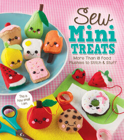 Klutz: Sew Mini Treats - English Edition